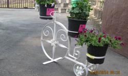 Plant Flower garden Stands, Racks, Shelves, Hangers.