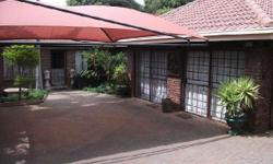 GARSFONTEIN. Fully Furnished Garden Flat TO LET for