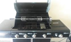 Megamaster gas braai for sale. It has been stored &