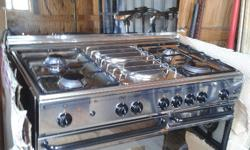 one month old Elba gas cooker, Measurement (86*56), 4