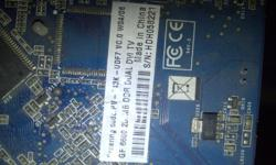GeForce 6600 256MB DDR Dual Graphics Card for Sale,