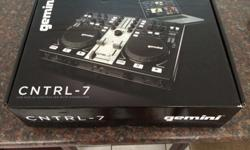 Looking to sell my Gemini CNTRL-7. Great controller for