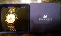 Luxury Gold Swiss Watch. valued at R12 000.00 FOR SALE
