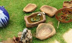 Genuine old Zulu Meal grinding stones from R595-00. If