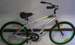 Beskrywing Giant Simple Seven mens Cruiser Bicycle In