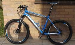 Soort: Bicycle Soort: Mountain Bikes 2011 Giant XTC