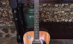 Limited Edition Gibson Epiphone Acoustic Guitar in