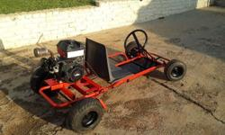 go cart, 5hp automatic, good runner, R3250 onco