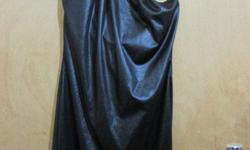 black going out dress size 32 -R50  Ginger mary evening