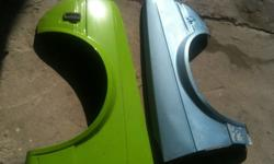 GOLF 1 4X FENDERS R250 AND 5X BUMPERS SKINS R250 EACH