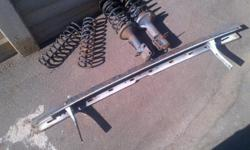 Standard springs R500 (front springs come with shock),