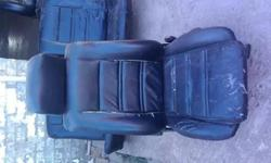 Golf 2 gti jumbo full leather seats for sale. Seats are