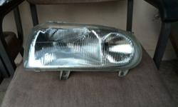 Howzit I have a set of the standard GTi headlights for
