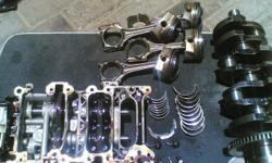 golf 5 20L fsi complete engine stripping for spares