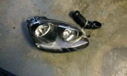Golf 5 Gti Head Lights Original - Left and Right Both
