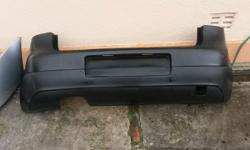 Golf 5 Gti rear bumper for R750 and rear light for R450