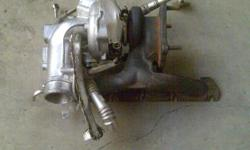 Golf 5 GTI Turbocharger, just been reconditioned,