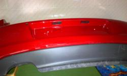 Golf 6 Fron & Back original bumpers - brand new, what