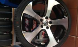 Brand new Mag wheels / Rims VW GTI 7 Edition Reps 17