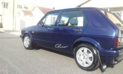 golf chico 2001 car is in good condtion car is real