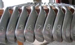 Soort: Sports Ping Eye 2 Red Dot Irons from 3 to