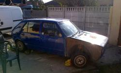 stripping complete golf for spare parts, Body R3500