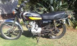 GOMOTO GT 125 IN DAILY USE ENGINE IN VERY GOOD