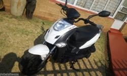 GOMOTO 150CC SCOOTER 2014 MODEL 1 OWNER STILL LIKE NEW