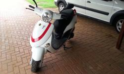GoMoto citi 150 Scooter for sale R6000.00. Great