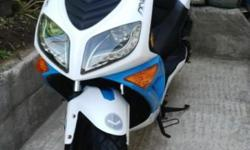 Scooter for Sale, 2012 Gomoto Moveck 150cc, In very