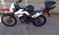 GOMOTO XACT 200CC Motorcycle in good working condition