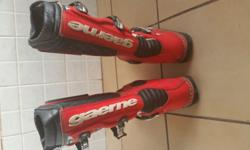 Good Condition 2nd hand Gaerne Motorcycle boots - size