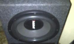 hi i have 2x12 inch subs audio banks at 3000watts each
