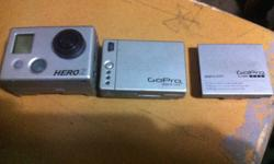 i m selling my gopro2 for R2000 WTH ONE MORE BATTERY