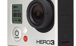 Selling a GoPro HERO3 black edition with