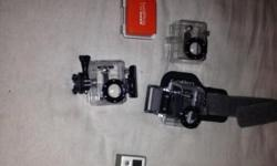 Gopro hero 2 surf edition with arm strap and floaty