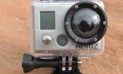 HEY GUYS IM SELLING MY GOPRO HERO 2 DUE TO NOT USING IT