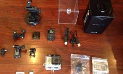 Selling my GoPro Hero 3 Black edition. It is in