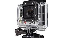 Selling GoPro for friend. Used only Once. Has all