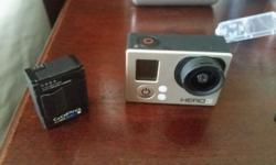 Hi i have a faulty gopro hero3 silver for sale. It