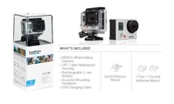Soort: GoPro White Edition I have a GoPro White Edition