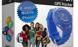 Mobile phone watch for kids or teenagers, providing not