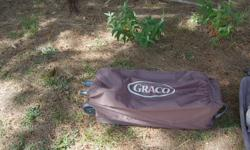This camping cot comes with a bag and includes a