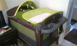 I am selling my Camp cot. Its the Graco contour Electra