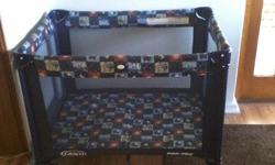 Graco cot (Pack n Play) for sale. Cot is in an