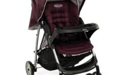 Selling a purple/ plum coloured Graco Mirage Plus