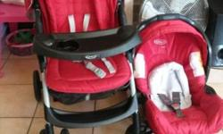 I have a Graco mirage plus travel system with winter