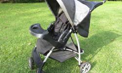 Graco pram and car chair in good condition.  With car