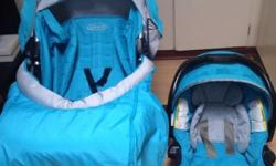I am selling my Graco pram and car seat. Comes with