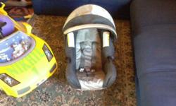 Graco Car seat & Pram for sale In very good condition.